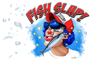Fish Slap - Fish Mavericks